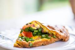 Omelette Stock Photos