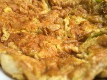 Omelettes thaïlandaises de nourriture Photo stock