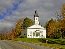 Omena Village Presbyterian Chu Royalty Free Stock Image