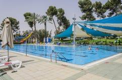 Omer Country Club, ISRAELE - 27 giugno 2015 in Israele Fotografia Stock