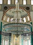 Omer Duruk Mosque, Atakoy, Istanbul, Turkey. A Muslim place of worship. Imams in our mosques preach on many issues stock photography