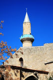 Omeriyemoskee, Nicosia, Cyprus, Royalty-vrije Stock Afbeelding