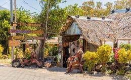 Ometepe Volcanic island royalty free stock photography