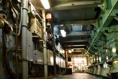 Omge av huvudsaklig motornödlägekontroll arkivfoton
