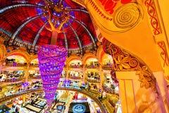 Omgekeerde Kerstboom Royalty-vrije Stock Foto