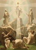 Omgestaltningen av Kristus royaltyfri illustrationer