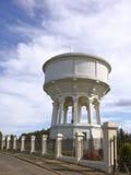 Omgezette watertoren Royalty-vrije Stock Fotografie