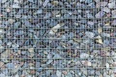 Omheining van de stukken Stock Afbeeldingen