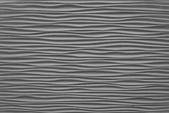 Omhoog gesloten van Horizontale Textuur van Gray Abstract Waves Royalty-vrije Stock Fotografie