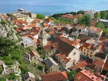 Omiš, Croatia Royalty Free Stock Photography