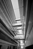 κτήρια διαμερισμάτων κατ&omicr Στοκ Εικόνα