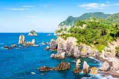 Omijima Island, Yamaguchi, Japan Stock Photo