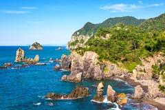 Omijima wyspa, Japonia zdjęcie royalty free