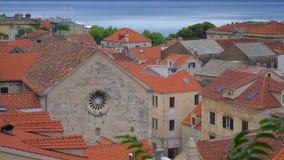 Omis στην Κροατία απόθεμα βίντεο
