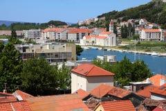 omis Хорватии Стоковые Фото