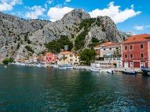 omis Хорватии Стоковые Изображения