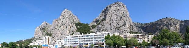Omis, Croatia Imagen de archivo