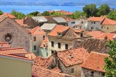 Omis, Croatia Stock Photography