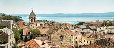 Omis Croatia Royalty Free Stock Photography
