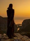 Omis-Kroatien-Dalmatia 2 Royaltyfria Foton