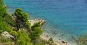 Omis Riviera 04 Royaltyfri Fotografi