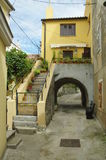 Omisalj, Croácia Foto de Stock Royalty Free