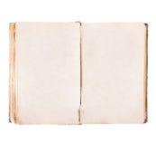 Omkering van het oude boek Royalty-vrije Stock Fotografie