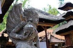 Omkring en av de hinduiska templen för mest härlig Balinese, Pura Ke Royaltyfria Foton