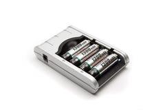omladdningsbara batterier Royaltyfri Bild