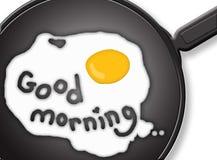 omlet иллюстрации предпосылки Стоковая Фотография RF