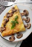 omlet Obrazy Royalty Free