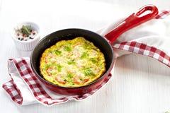 omlet Royaltyfri Fotografi