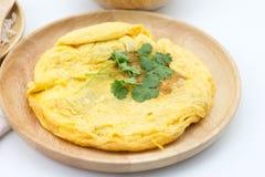 omlet tajlandzki zdjęcie royalty free