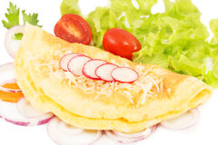 Omlette Stock Photos