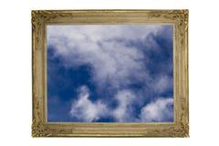 Omlijsting Royalty-vrije Stock Afbeelding