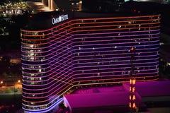 Omni旅馆在达拉斯,得克萨斯 免版税库存照片
