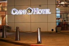 Omni Hotel in San Diego Stock Image