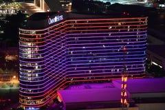 Omni hotell i Dallas, Texas Arkivbilder