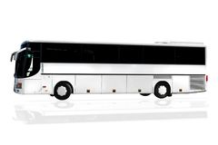 Omnibus - aislado Fotografía de archivo