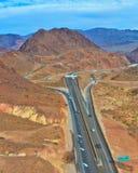 Omnibus au Nevada photographie stock libre de droits