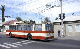 Omnibus de carretilla Foto de archivo libre de regalías