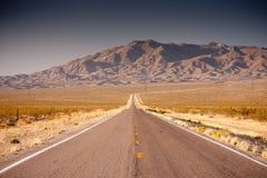 Omnibus de désert Photographie stock