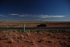 Omnibus de désert Image stock