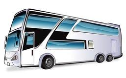 Autobús de la ciudad fotografía de archivo