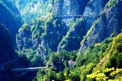 Omnibus de montagne   images stock