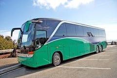 Omnibus de viaje Fotografía de archivo