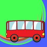 Omnibus divertido Imagen de archivo libre de regalías