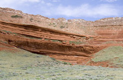 Omnibus scénique en chef de Joseph - Wyoming image stock