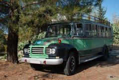 Omnibus viejo Fotografía de archivo