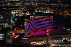 Omnihotel in Dallas, Texas Stock Afbeelding